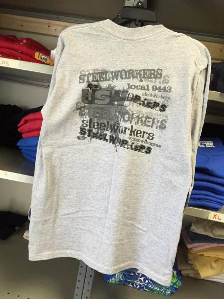 Steelworkers - Long Sleeve Only